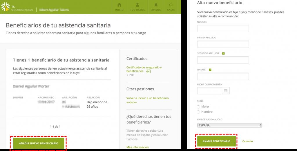 Tramites de nacimiento: certificado literal de nacimiento, cobertura ...