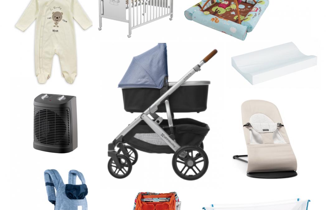 [GUÍA] La Lista de Nacimiento 2.0. Guía detallada sobre lo que necesita tu bebé y lo que no