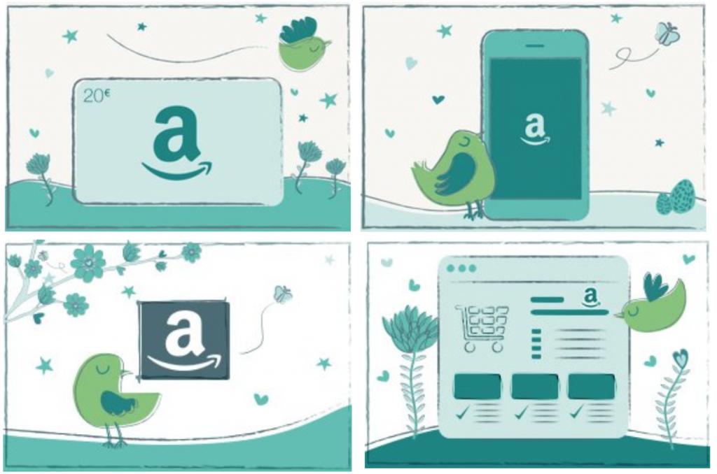 Amazon Lista nacimiento