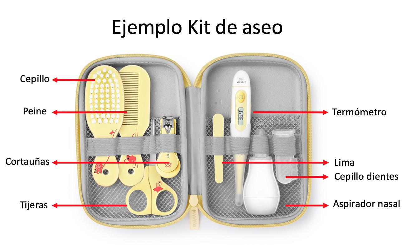 ejemplo kit bebe