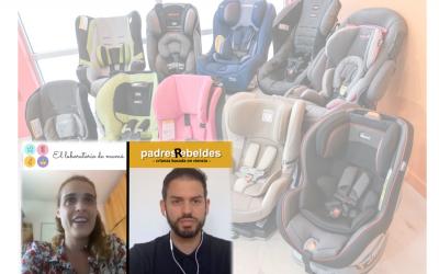 [ENTREVISTA] Sobre sillas de coche para bebés con Cristina Hurtado