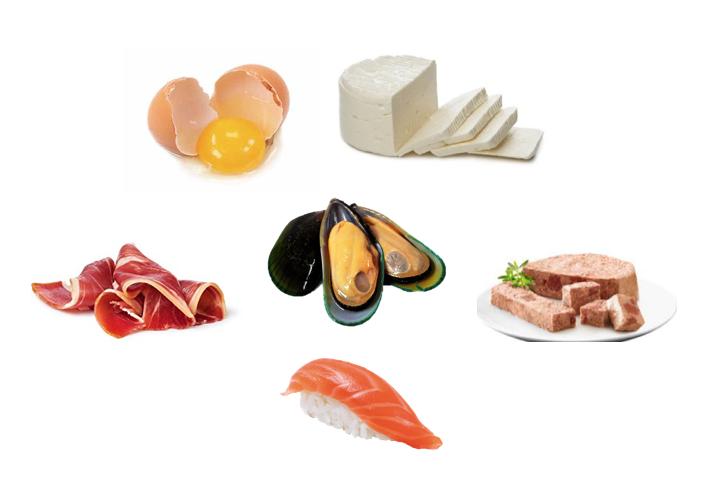 alimentos prohibidos embarazo tipicos