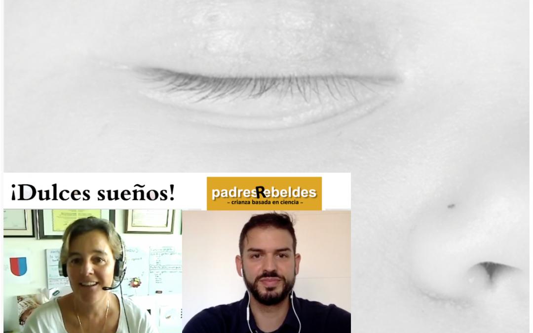 [ENTREVISTA] Sobre sueño infantil, con María Berrozpe