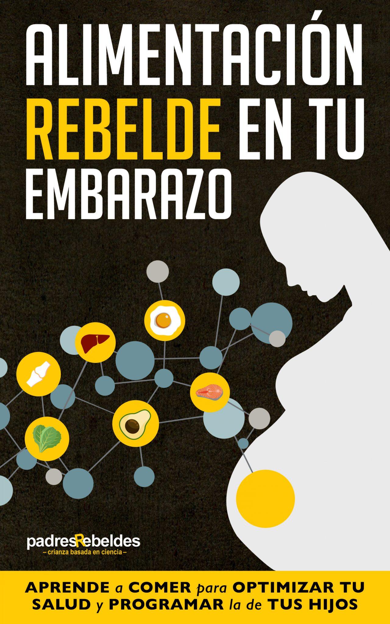 Alimentacion rebelde embarazo - libro principal