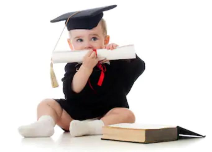 Escuela infantil - graduado