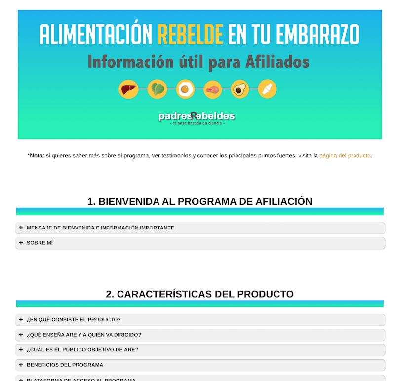 Top Afiliacion - instrucciones afiliados