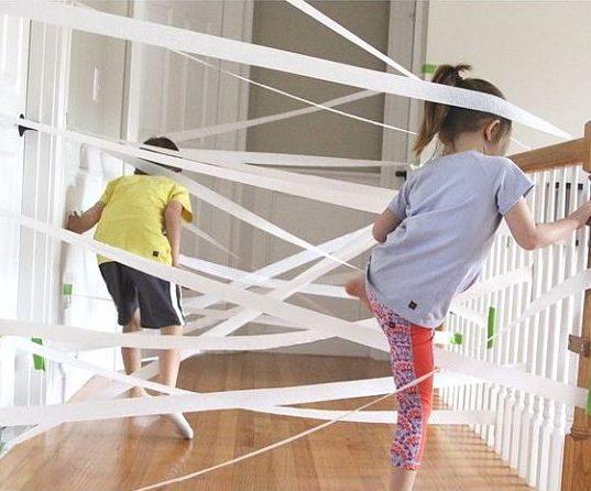 Actividades para niños - juegos-laberinto