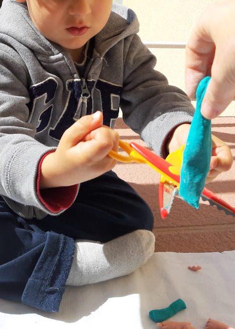 Actividades para niños - patrones plastilina4