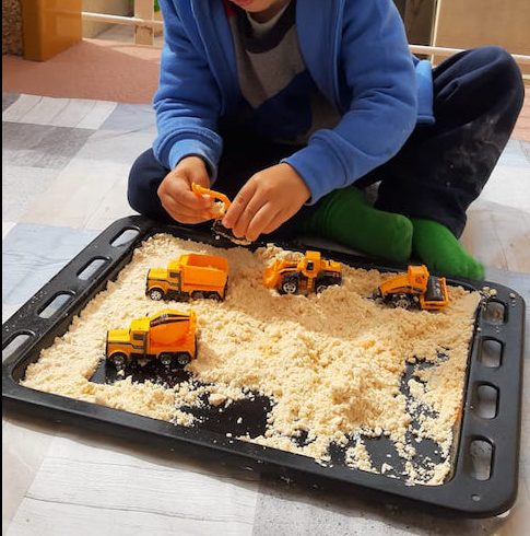 Actividades para niños - tierra coches2