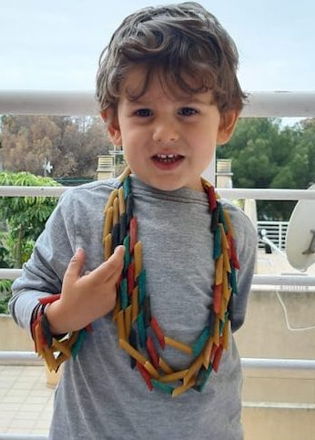 Actividades para niños - collares2