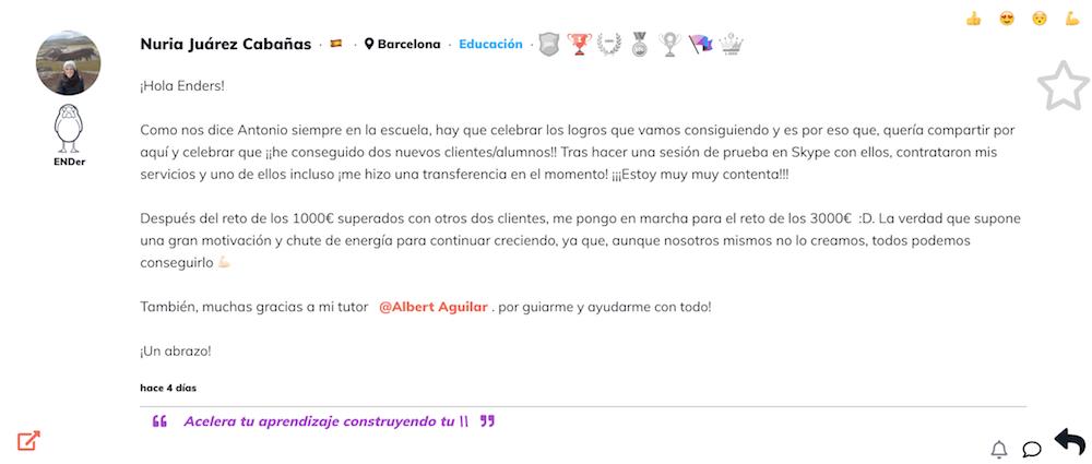 Escuela Nomada Digital Nuria Juarez