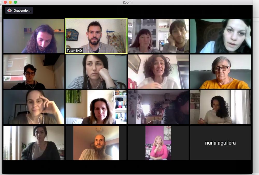 Escuela Nomada Digital - sesion grupal