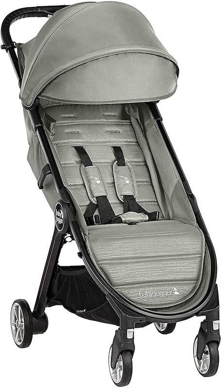 carrito de bebe - baby jogger city tour 2 slate
