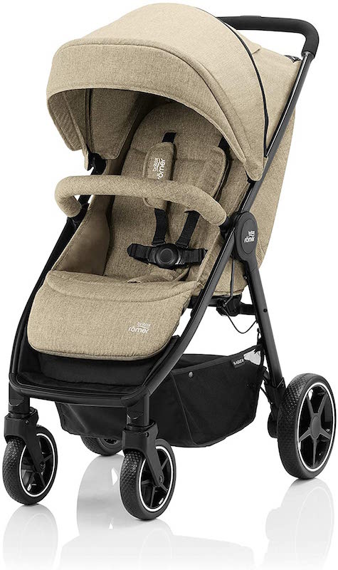 carrito de bebe - britax romer