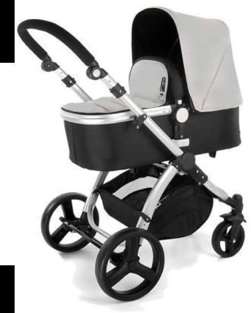 carrito de bebe -go baby neo