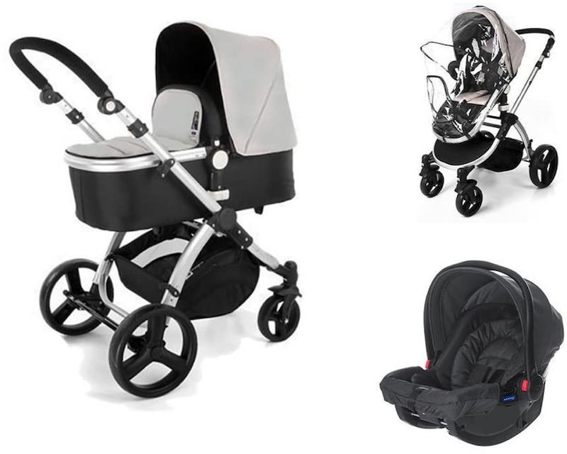 carritos de bebe - go baby neo