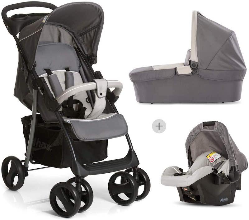 carritos de bebe - hauck shopper sxl