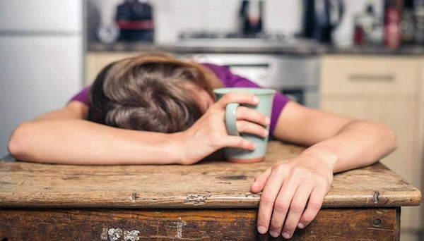 sintomas embarazo - cansancio anormal