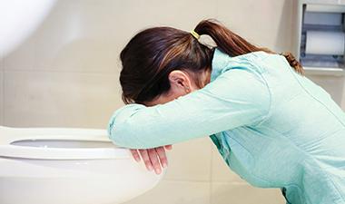 sintomas embarazo - nauseas