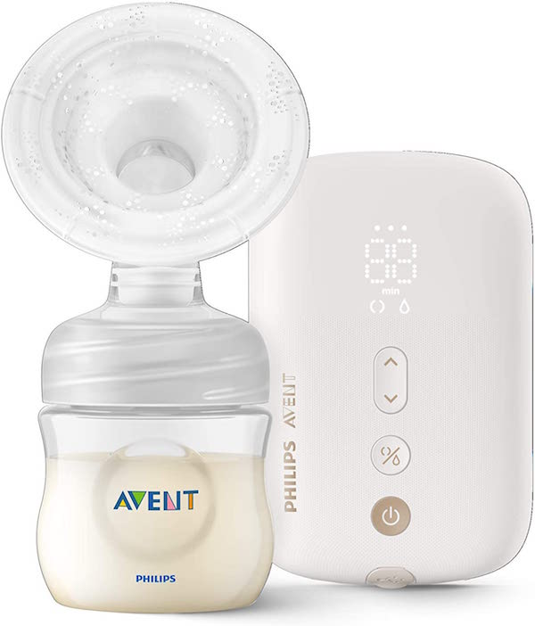mejores sacaleches electricos - philips avent