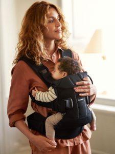 portabebes mochilas - beneficios padres